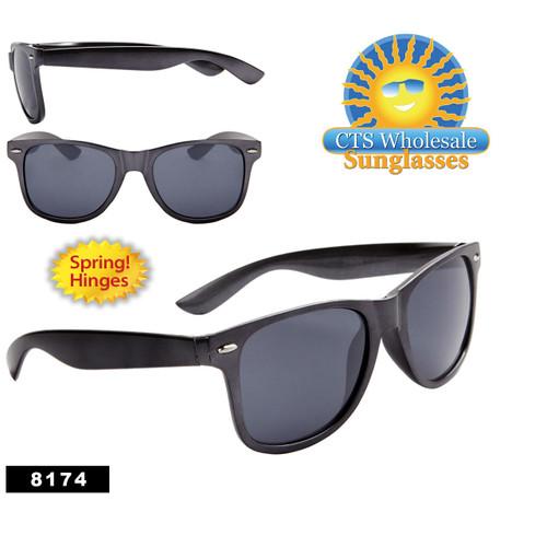 Dark Silver Wholesale California Classics - Style #8174