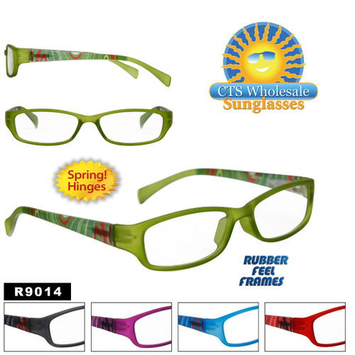 Rubber Feel Reading Glasses