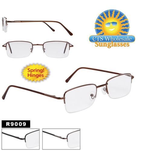 Reading Glasses with Spring Hinges R9009