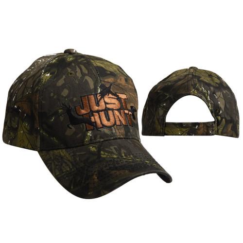 """Wholesale Cap C6014 (1 pc.) """"Just Hunt"""""""