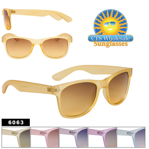 Wholesale California Classics Sunglasses by the Dozen - 6063