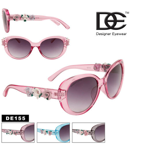Women's DE™ Designer Sunglasses in Bulk - Style #DE155