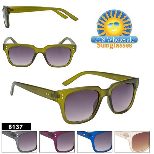 Wholesale Unisex Sunglasses - Style #6137