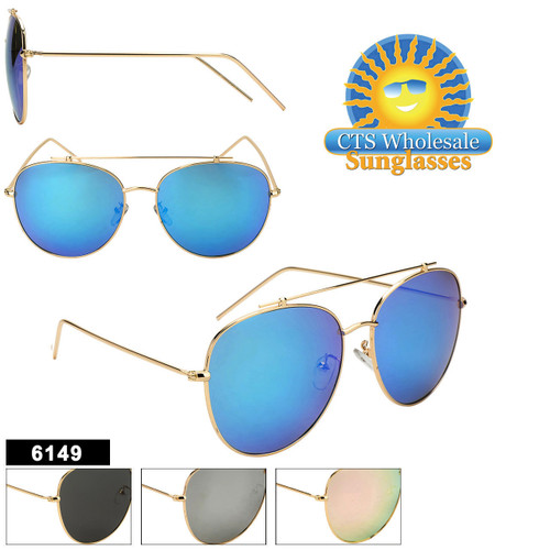Wholesale Aviator Sunglasses - Style #6149