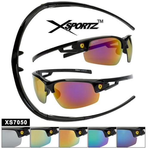 Sports Sunglasses in Bulk - Style XS7050