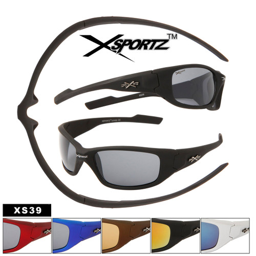 Xsportz™ Sports Sunglasses XS39
