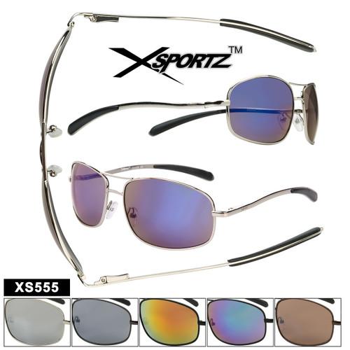 XS555 Metal Xsportz Sunglasses