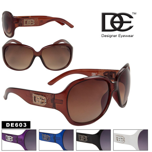 DE603 Designer Eyewear Women's Sunglasses