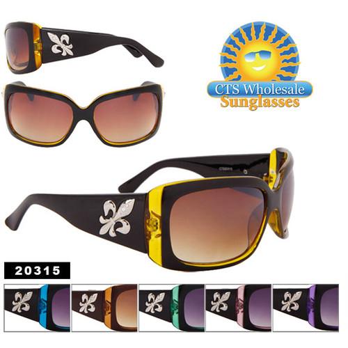 Excellent Fluer de Lis Sunglasses!
