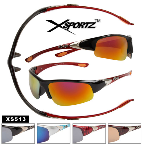 XS513 Xsportz Sports Sunglasses nice men's design