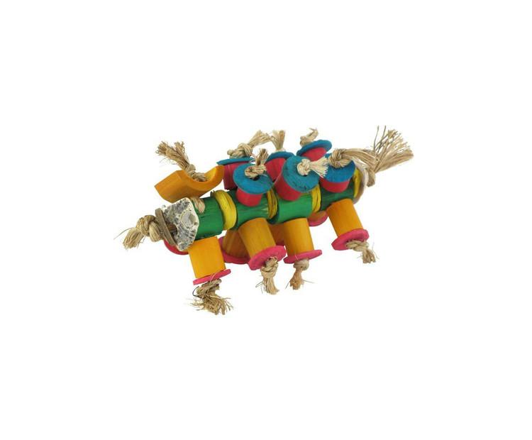 Caterpillar Foot Toy