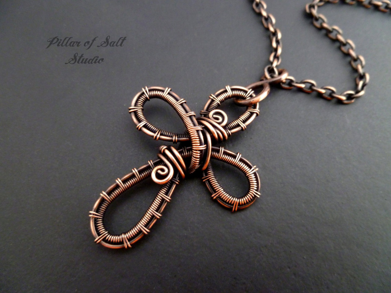 Cross Wire Wrapped Jewelry - WIRE Center •