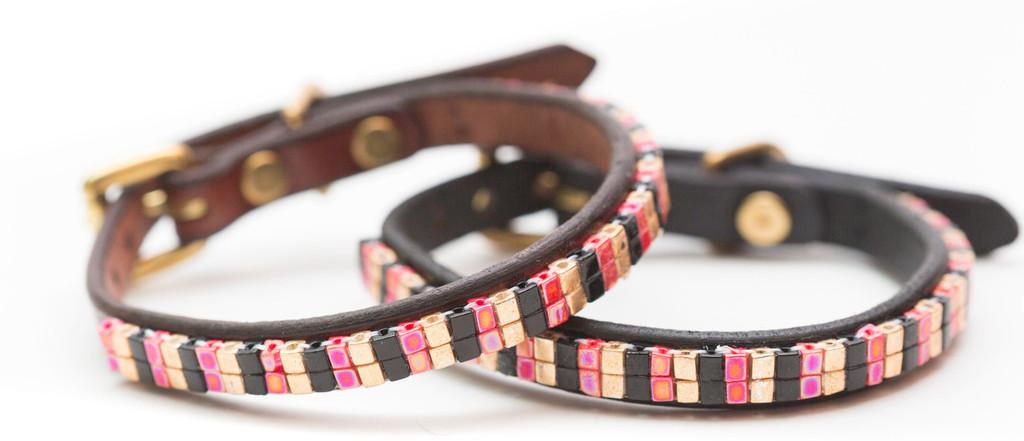 Red Baron Pet Collar