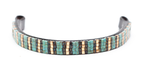Aztec Gold Browband