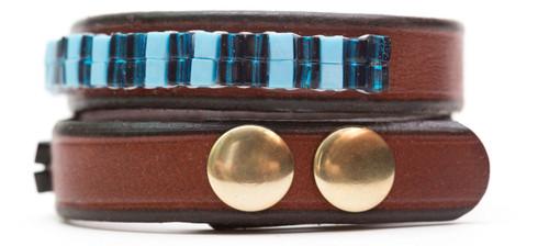 Blue Martini Bracelet