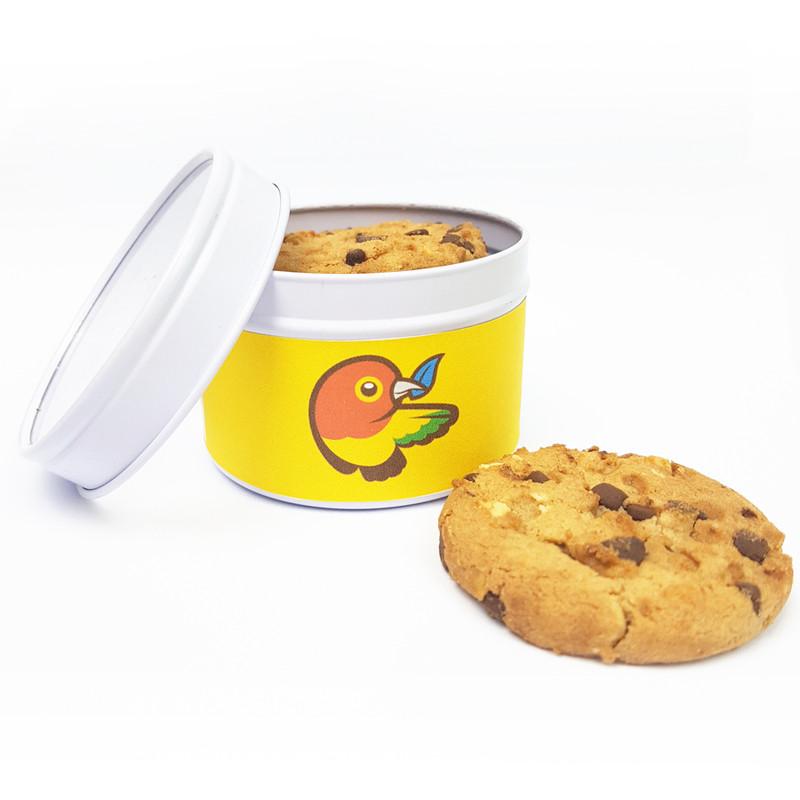 Branded Merryland Cookies jar