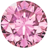 October - Lab Created Pink Sapphire