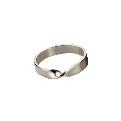 Sterling Silver Perfect Infinity Forever Ring