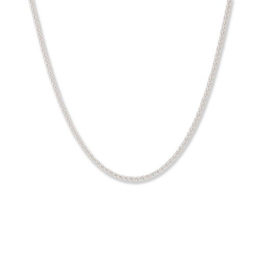 Sterling Silver,  1.5 mm,  Spiga Chain