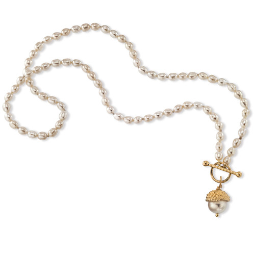 14kt Enduring Grace Necklace