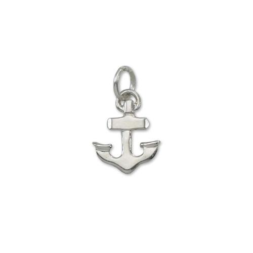 Sterling Silver Achor Charm