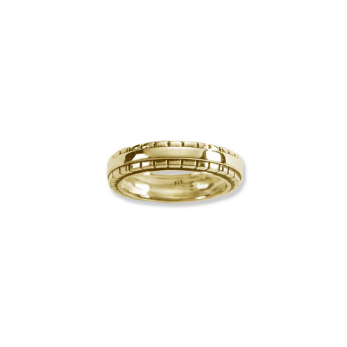 14kt Cobblestone Ring