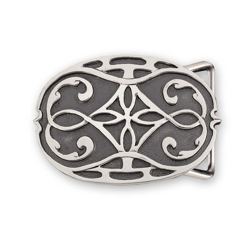 Sterling Silver Avalon Buckle