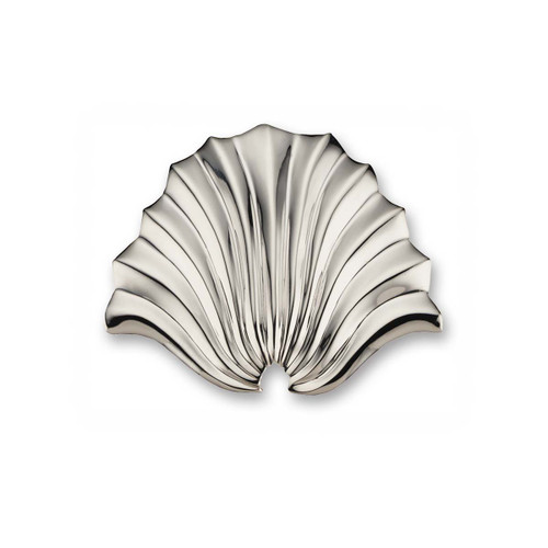 Sterling Silver Goddard Shell Pin