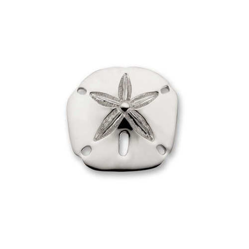 Sterling Silver Sand Dollar Pin