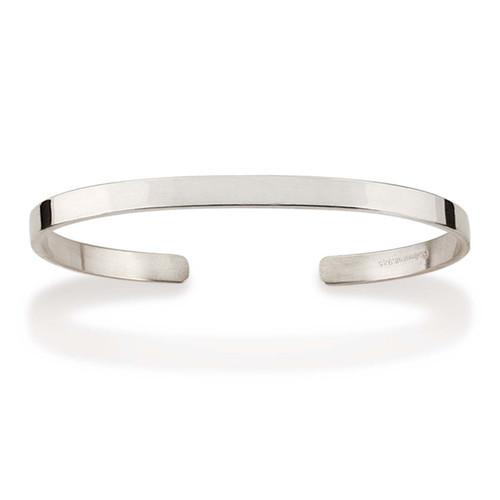 Sterling Silver Slender Cuff