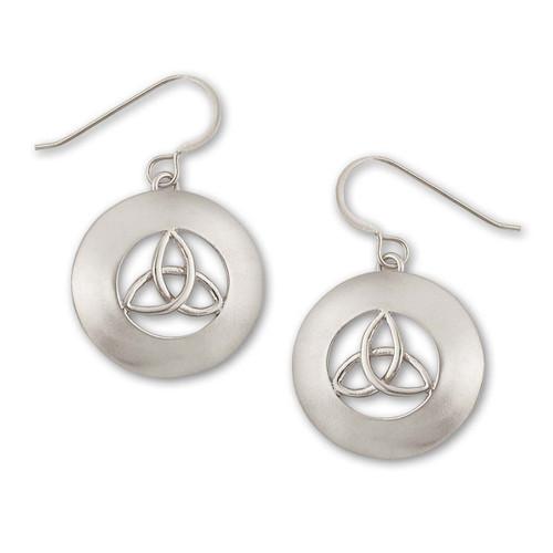 Sterling Silver Erin Earrings