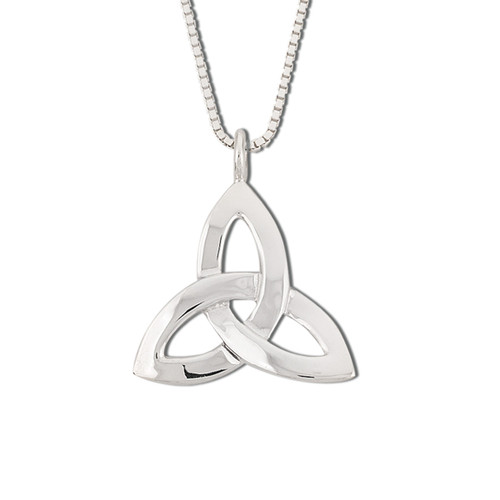 Sterling Silver Celtic Knot Pendant