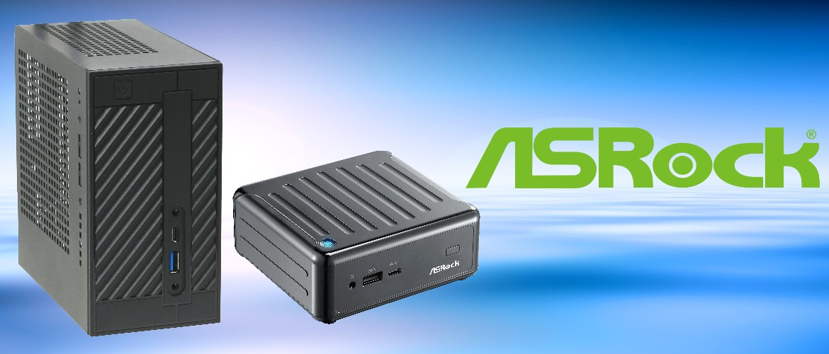 ASRock BeeBox and Deskmini