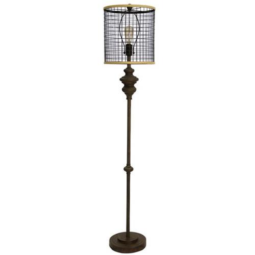 16369 Industrial Floor Lamp