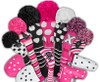 Just4Golf Pink Dot Blade Putter Cover