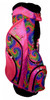 Birdie Babe Pink Tie Dye Ladies Hybrid Golf Bag