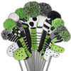 Just4Golf Green Dot Driver Cover