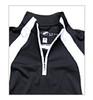 Glen Echo Black Ladies Half Zip Pullover