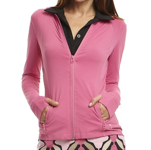 Golftini Hot Pink GT Tech Jacket