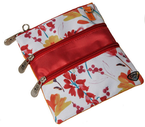 Glove It Poppy 3 Zip Golf Accessory Bag