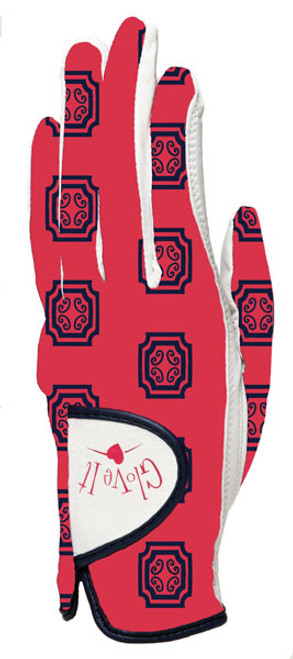 Glove It Orchid Medallion Ladies Golf Glove