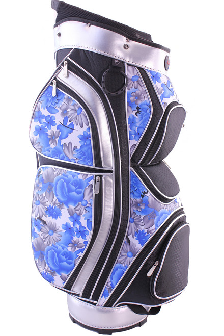 Hunter Golf Vogue Sky Daisy Ladies Golf Bag