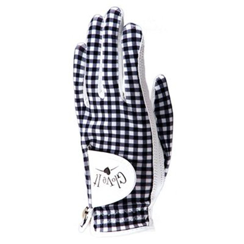 Glove It Gingham Ladies Golf Glove