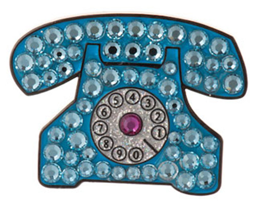 Bonjoc Call Me Maybe Swarovski Crystal Ball Marker