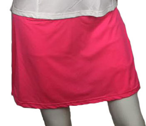 2GG Pleated Hot Pink Golf Skort