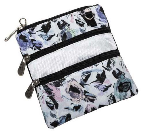 Glove It Abstract Garden 3 Zip Golf Accessory Bag