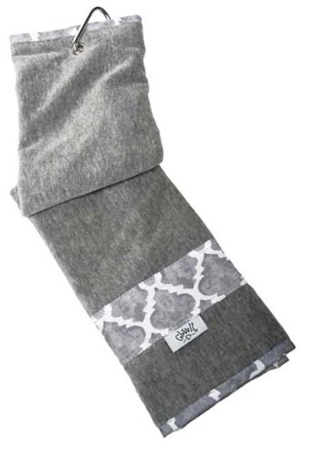Glove It Wrought Iron Ladies Golf Towel