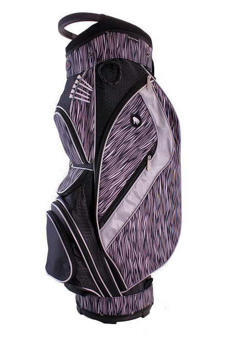 Hunter Golf Galaxy Silver Stream Ladies Golf Bag