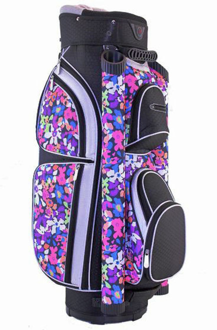 Hunter Golf Eclipse Far Out Floral Ladies Cart Bag