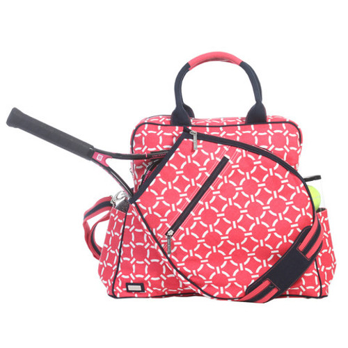 Ame & Lulu Cabana Tennis Tour Bag